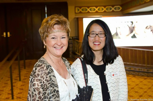 Station's VP of Development Lisa Tait and VP of Social Media Ami Kim.jpg