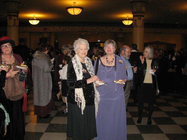 Betty Ann Dillon and Marya Dull by Trish Poupore.jpg