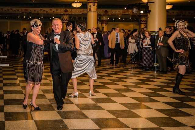 Judith and Ike Koziol tear up the dance floor by Joe Ring.jpg
