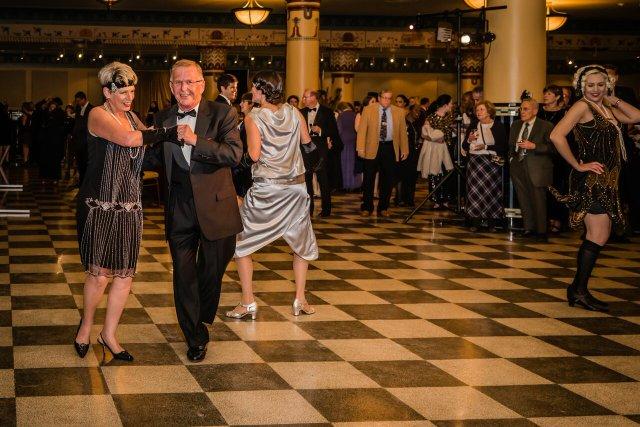 Judith and Ike Koziol tear up the dance floor by Joe Ring.jpg