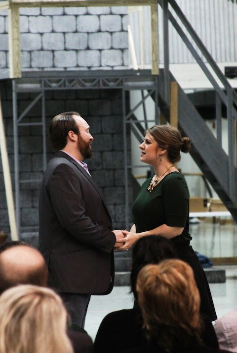 Virginia Opera Soprano Danielle Messina as Juliet and Tenor Kyle Tomlin as Romeo perform the First Meeting of the Lovers..jpg