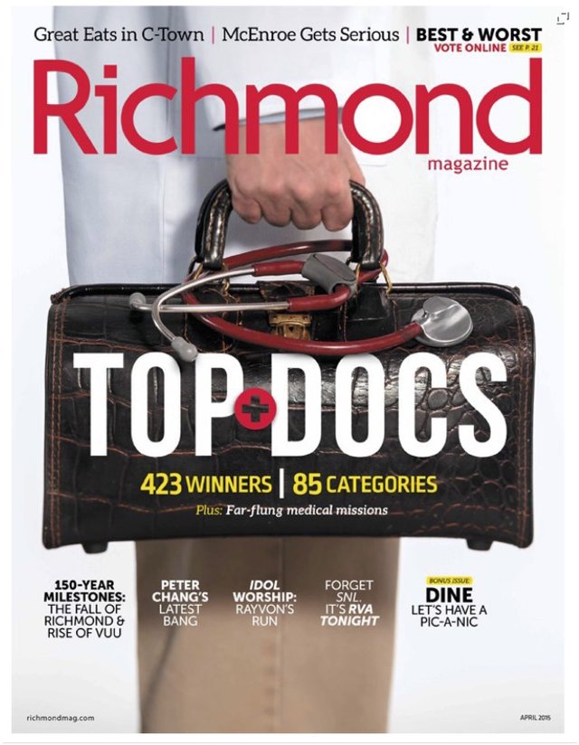Richmond Magazine April 2015 Issue - Top Docs - richmondmagazine.com.jpg