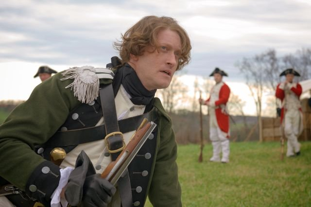 Samuel Roukin as Captain Simcoe - TURN- Washington's Spies _ Season 3, Episode 2 - Photo Credit- Antony Platt:AMC .jpg