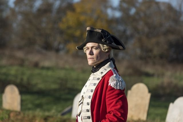Burn Gorman as Major Hewlett - TURN- Washington's Spies _ Season 3, Episode 2 - Photo Credit- Antony Platt:AMC .jpg