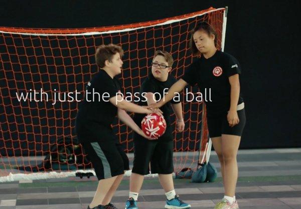 Special Olympics Virginia 1