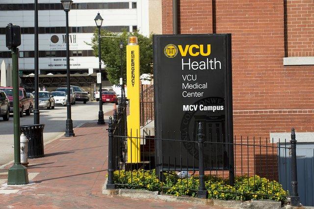 VCU Sign