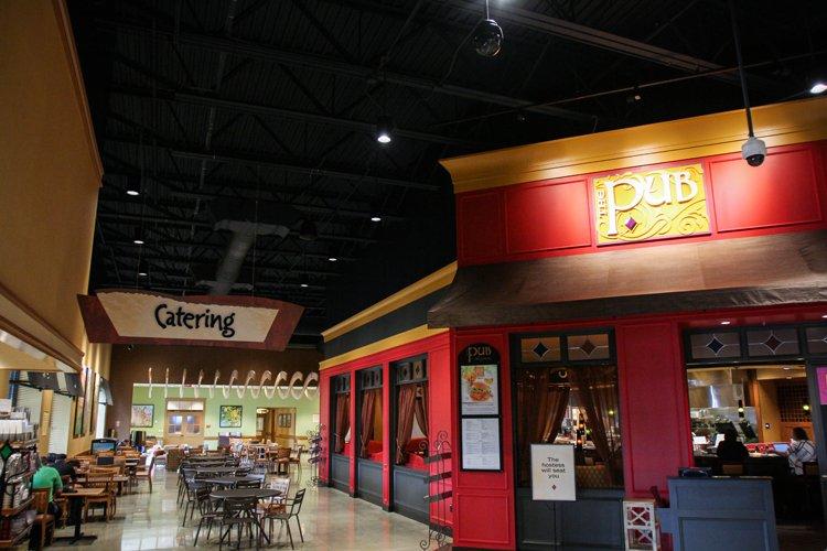 Pump Restaurants In Short Pump