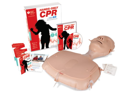 Hands On CPR Training kit