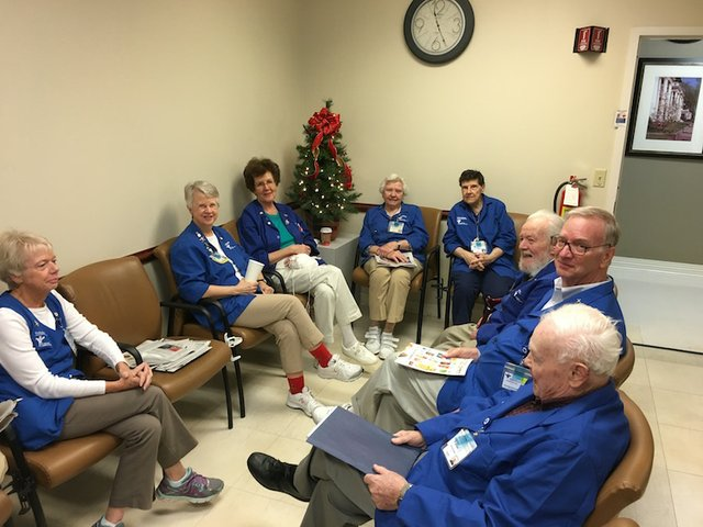 St. Mary Volunteers and Bell