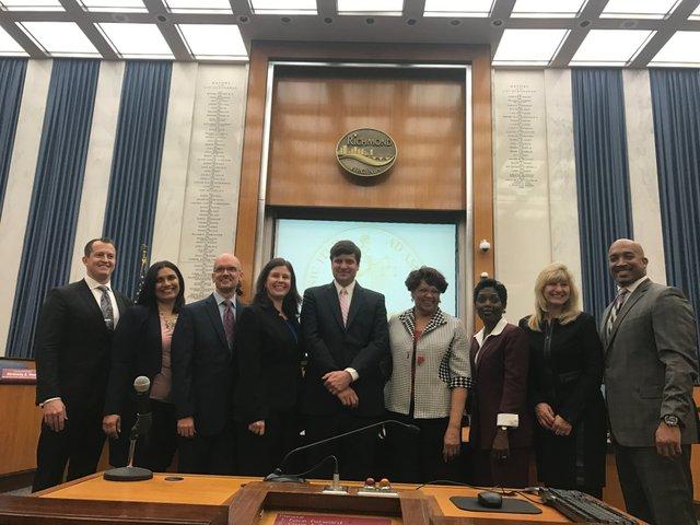 Richmond City Council 2017