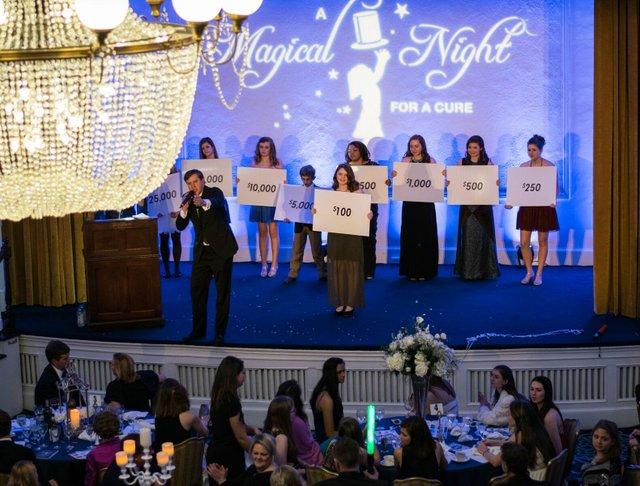 Magical Night fundraiser