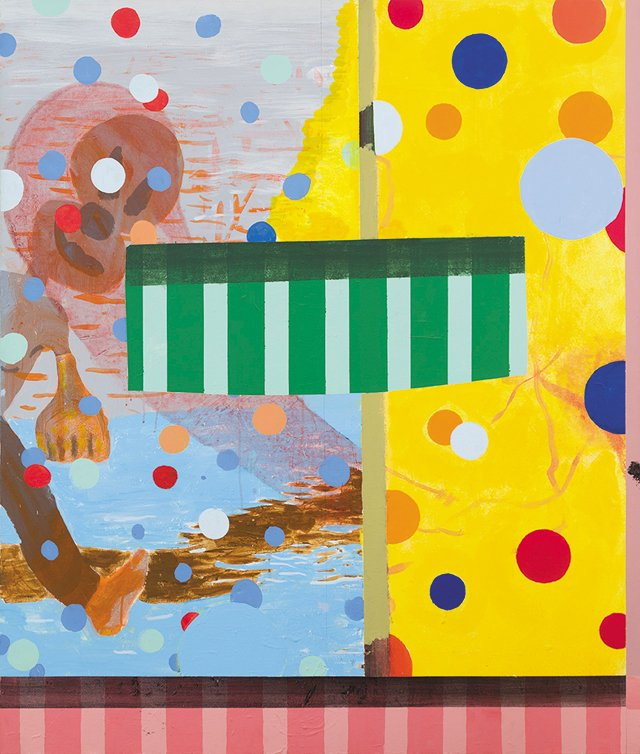 A&E_Spotlight_Untitled2003_Acrylic_Canvas_60x35_JOAN_GAUSTAD_rp0417.jpg