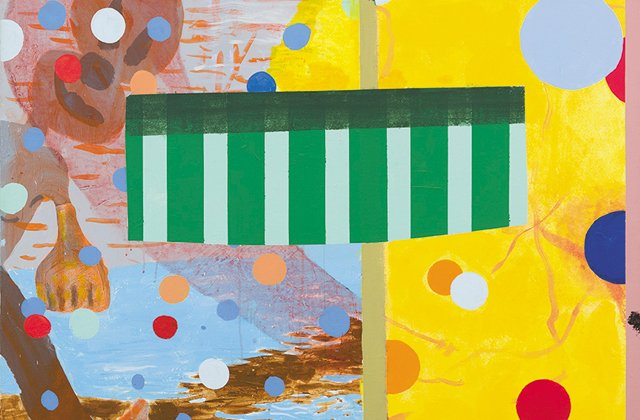 A&E_Spotlight_Untitled2003_Acrylic_Canvas_60x35_JOAN_GAUSTAD_feature.jpg