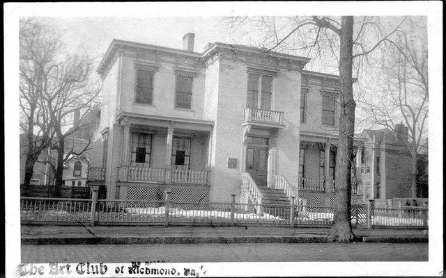 Art_Club_of_Richmond_Va 1910s Grace and Belvidere.jpg