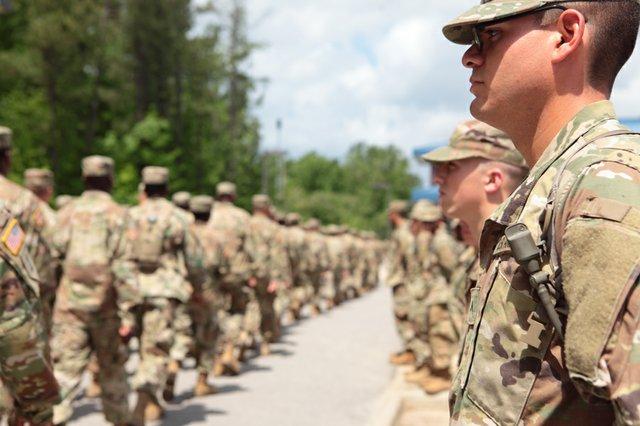 GoSouth_FtLee-troop-review_Jay-Paul.jpg