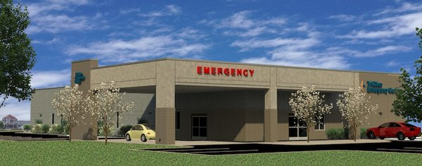 TriCities Emergency Center
