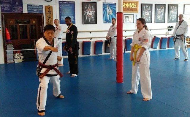Martial Arts Fundraiser