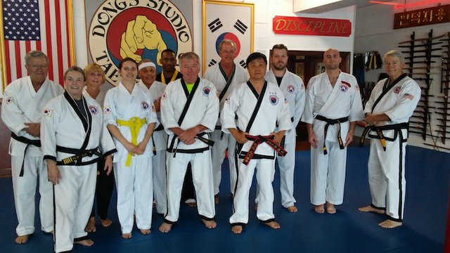 Martial Arts Fundraiser for Children's Hospital of Richmond