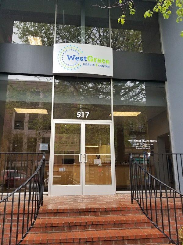 West Grace Health Center Entrance copy.jpg