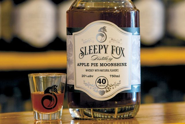 As American As Apple Pie Moonshine Richmondmagazine