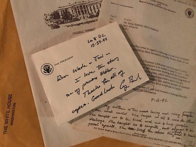 president-ghw-bush-correspondence_courtesy-joni-albrecht.jpg