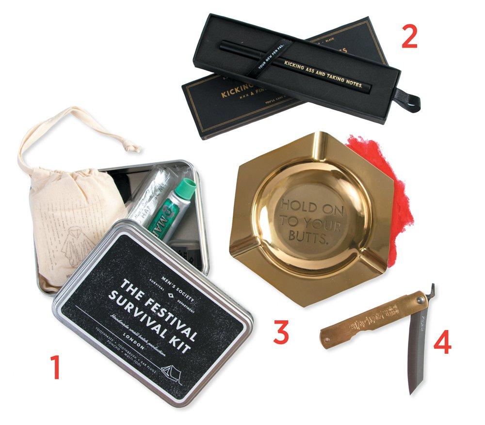Wedding emergency set - survival kit / Hochzeit Notfall-Set.