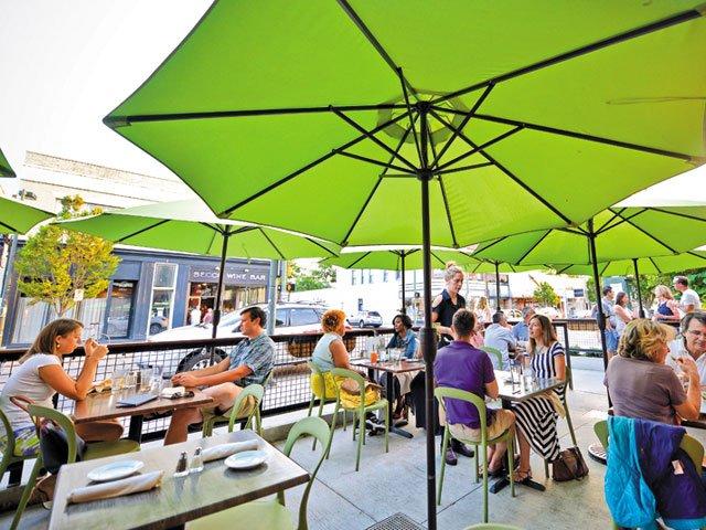 Living The Patio Life Outdoor Dining In Richmond Richmondmagazine Com