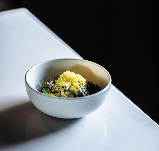 Feature_BestRestaurants_Longoven_CornCustard_ShiitakeCrabShreddedEggYolk_JustinChesney_orig1018_rp1219.jpg