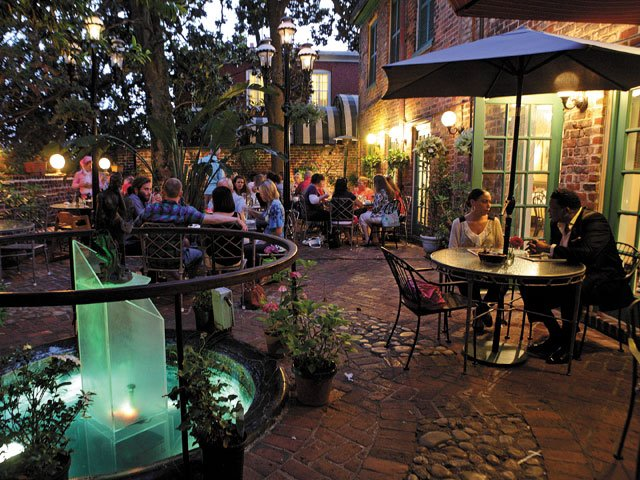 Best Outdoor Richmond Restaurants