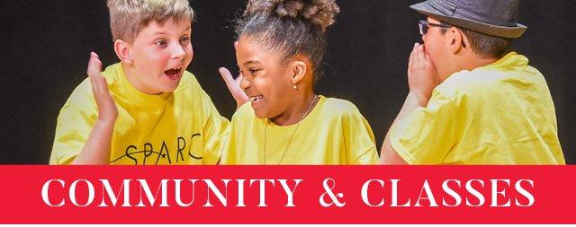 Community & Classes
