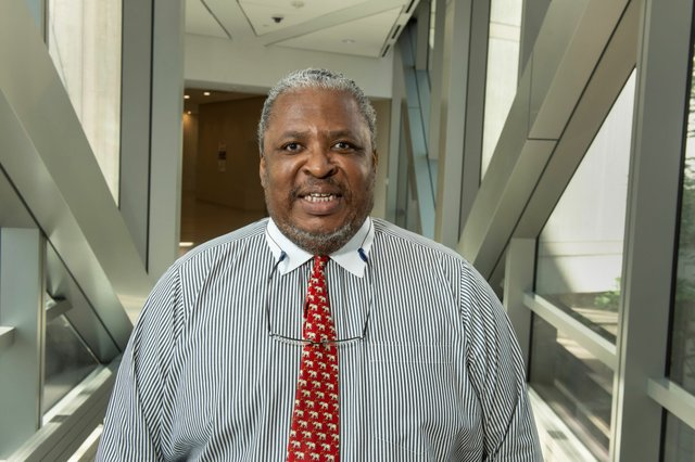 Dr. Wally Smith, director of the VCU Health Adult Sickle Cell Program. Courtesy VCU Health