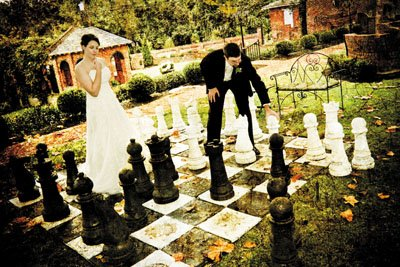 Grand chess tour prizes for bridal shower