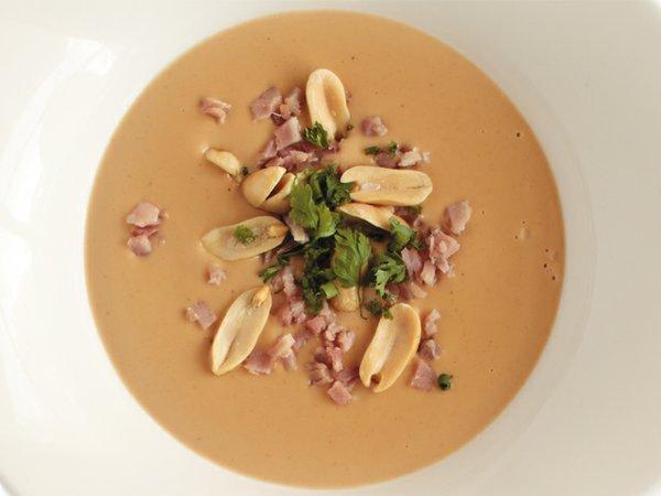 Peanut Soup at Lemaire