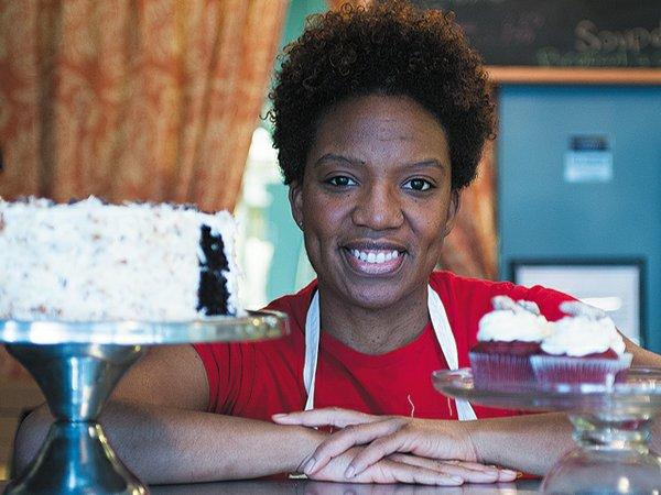 Shola Walker of WPA Bakery