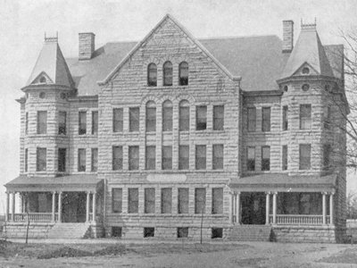 Building Virginia Union Part 58