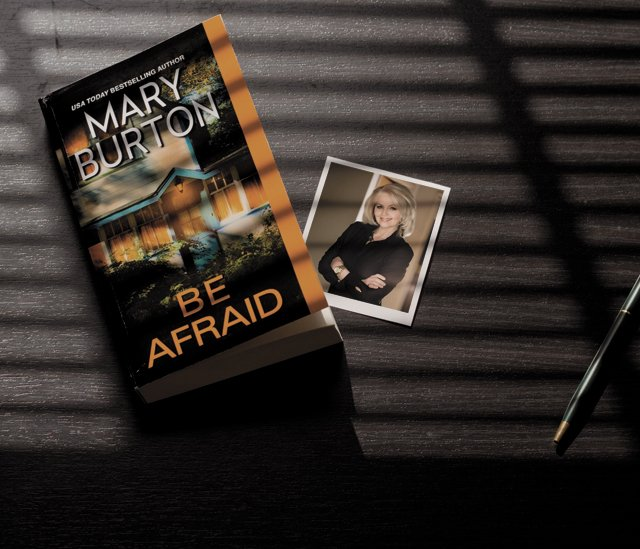 Be Afraid (book)