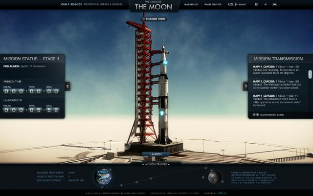 We Choose the Moon (Martin Agency)