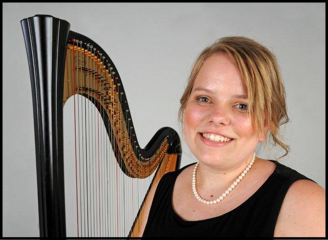 Caroline Haines, Harpist