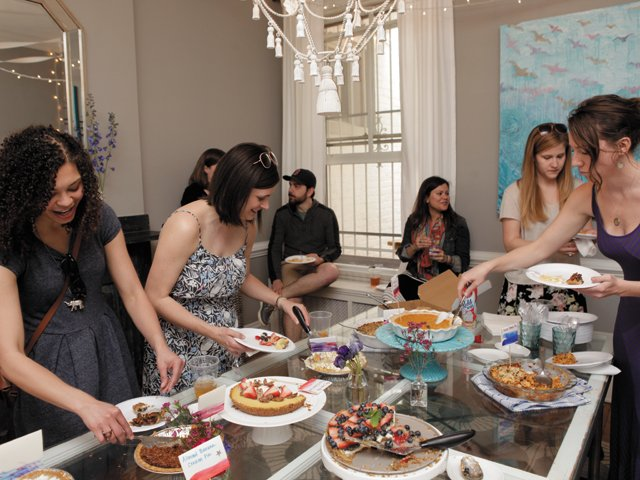 Elisabeth Edelman's Sweet Sunday Afternoon Bake-Off