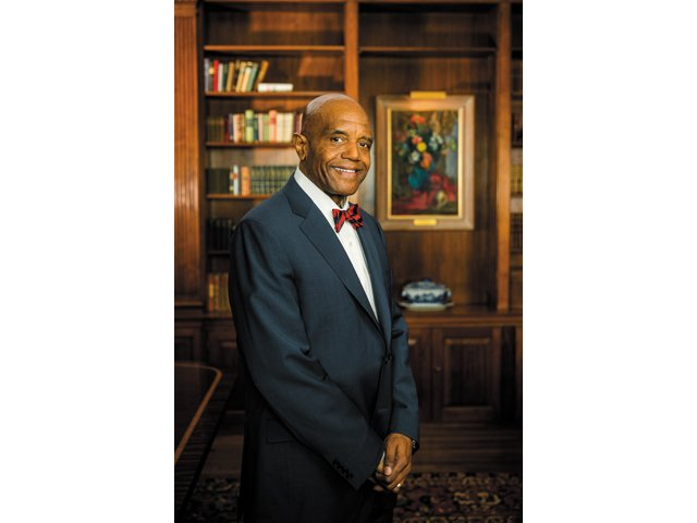 Ronald Crutcher, President of the University of Richmond