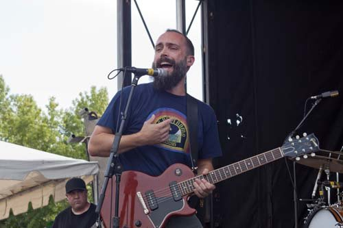 Neil Fallon singer of Clutch_GWARBQ 2015_ Justin Vaughan photo.jpg