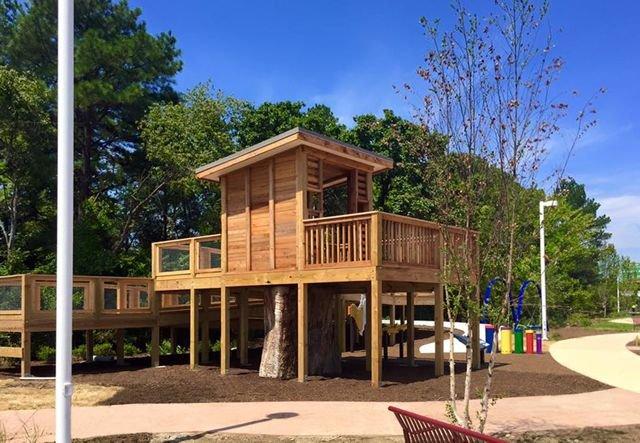 ARC-Treehouse exterior with stump.jpg