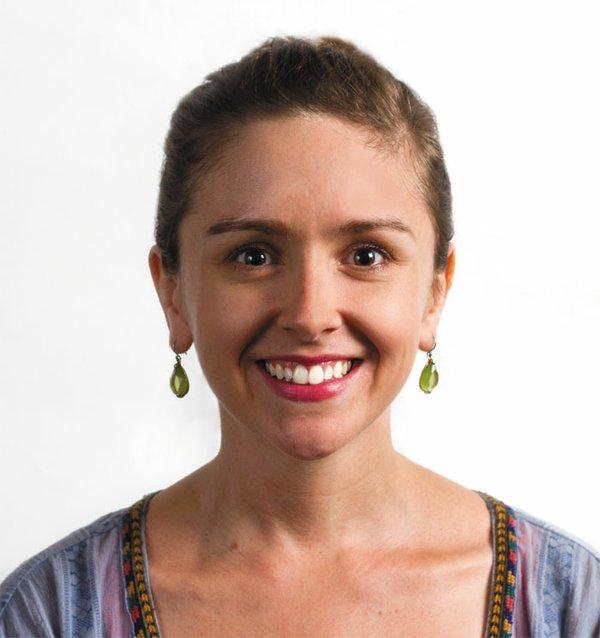 Megan Parry-Fashion Blogger