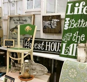 RVA Antiques: The Creative Project Girl Booth